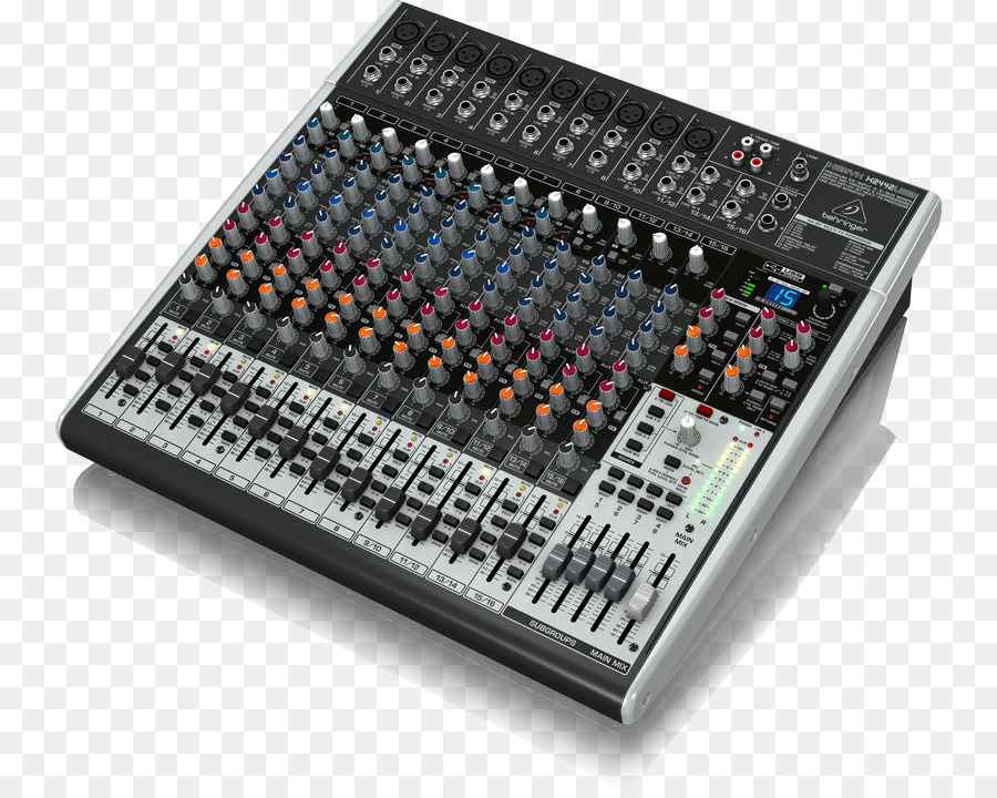 Microphone Audio Mixers Behringer USB