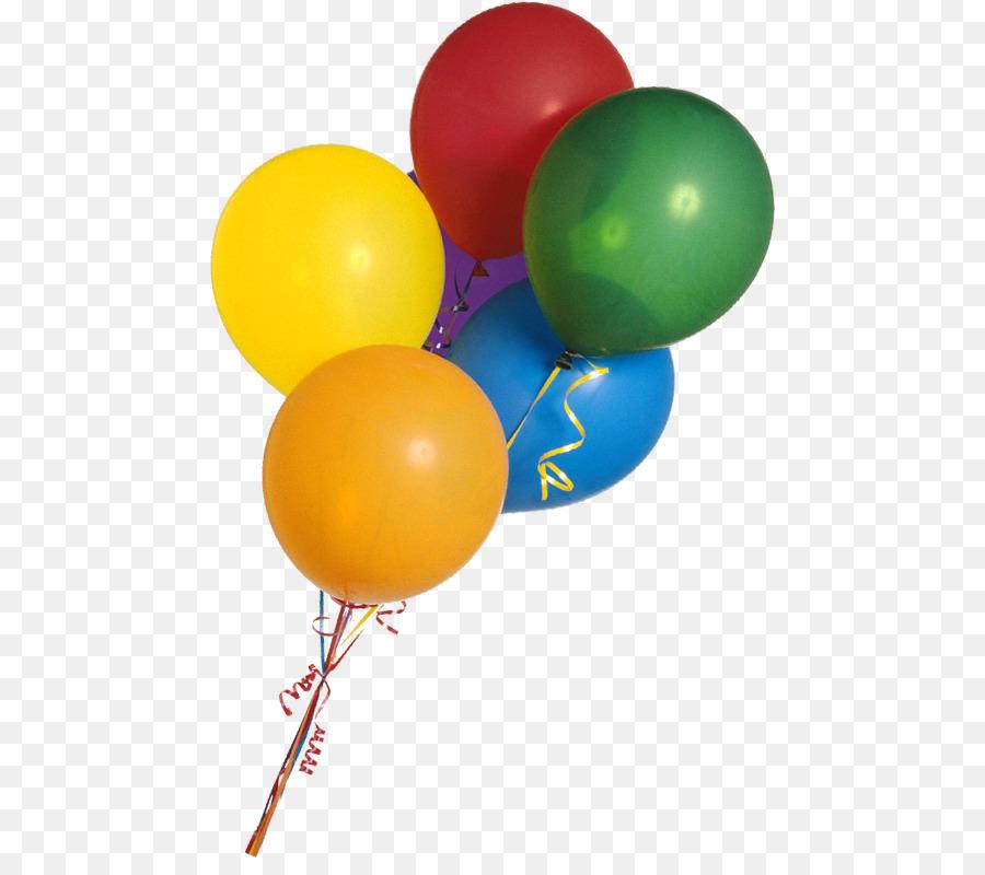 Gas balloon Flower bouquet Floristry Clip art - ballons png download ...
