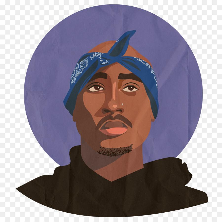 Tupac Shakur Drawing Art Thug - 2pac