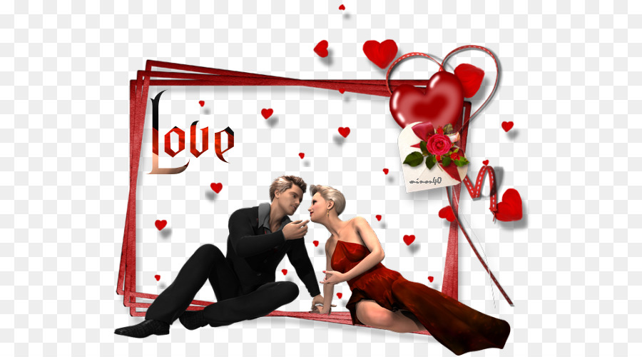 Love Romance Film Picture Frames - love couple png download - 600 ...