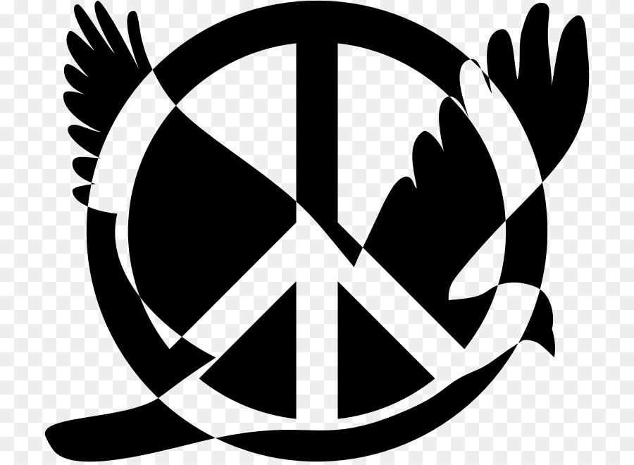 Columbidae Silhouette Dove Clip Art Peace Png Download 774656