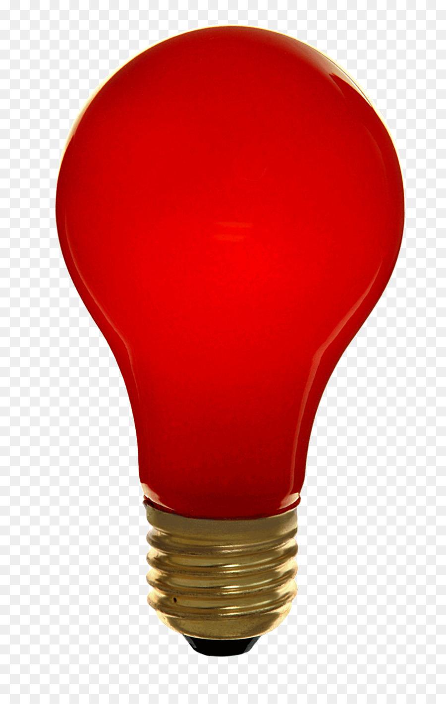 Incandescent Light Bulb Lighting Edison Led Lamp Red
