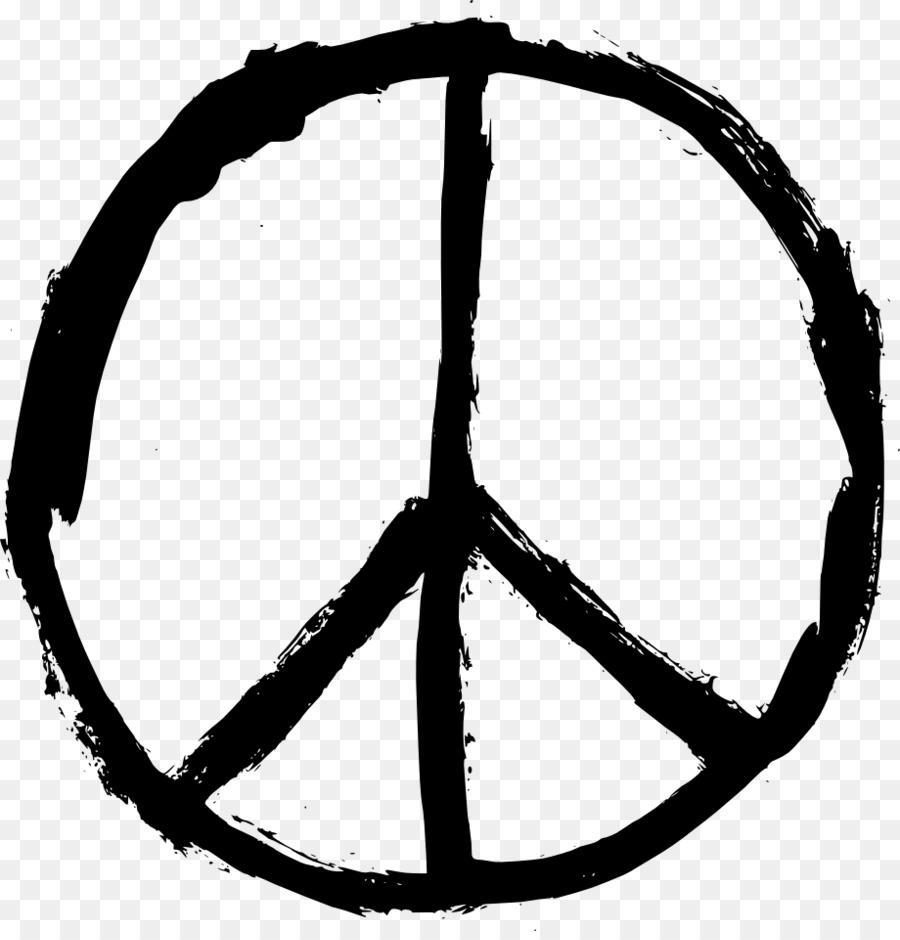 Peace Symbols Clip Art Peace Png Download 920952 Free