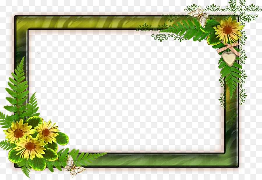 Picture Frames Desktop Wallpaper Flower Clip Art Flowers Frame Png