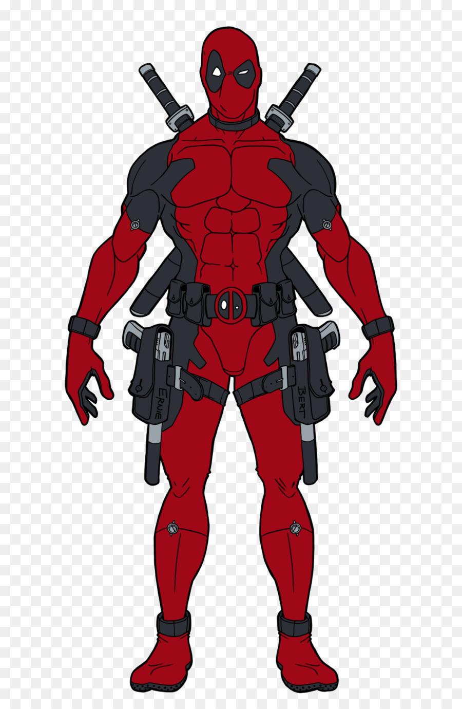 Spider Man Deadpool Drawing Cartoon Marvel Comics   Deadpool