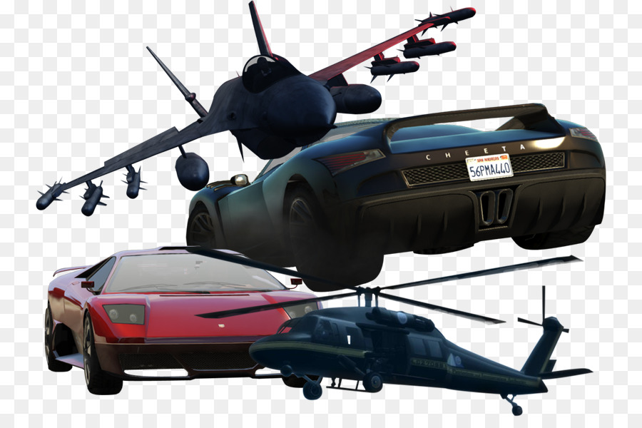 Grand Theft Auto V Rotorcraft png download - 800*600 - Free