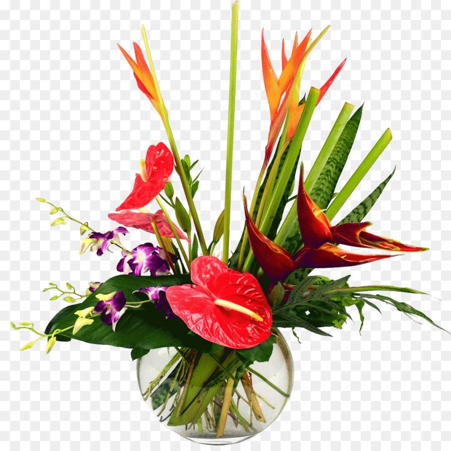 Flower Bouquet Floristry Cut Flowers Karins Florist Tropical