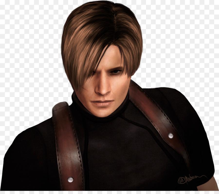 Resident Evil 4 Leon S Kennedy Resident Evil Damnation Hairstyle
