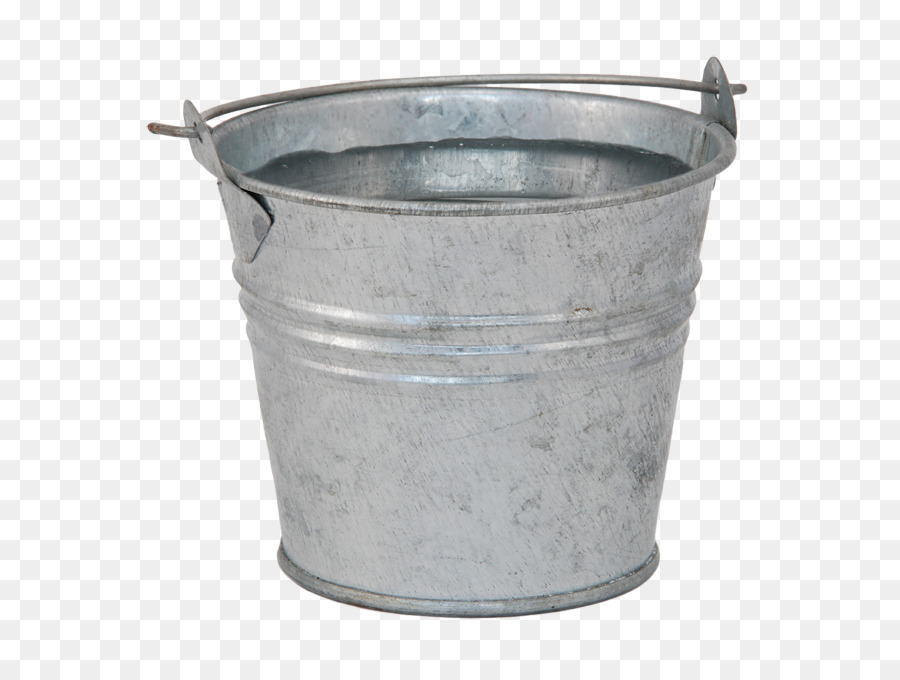 bucket pail stock photography water metal bucket png download