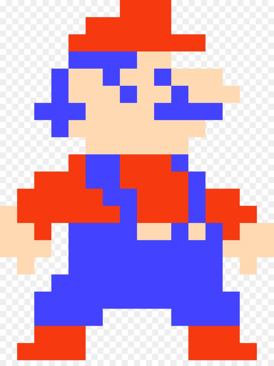 Minecraft Super Mario Bros. 2 Mario U0026 Luigi: Superstar Saga   Pixel