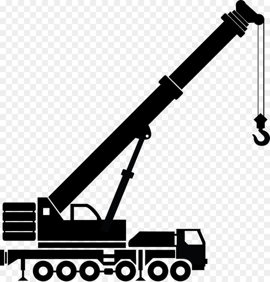 Mobile Crane Truck Clip Art Crane Download 983
