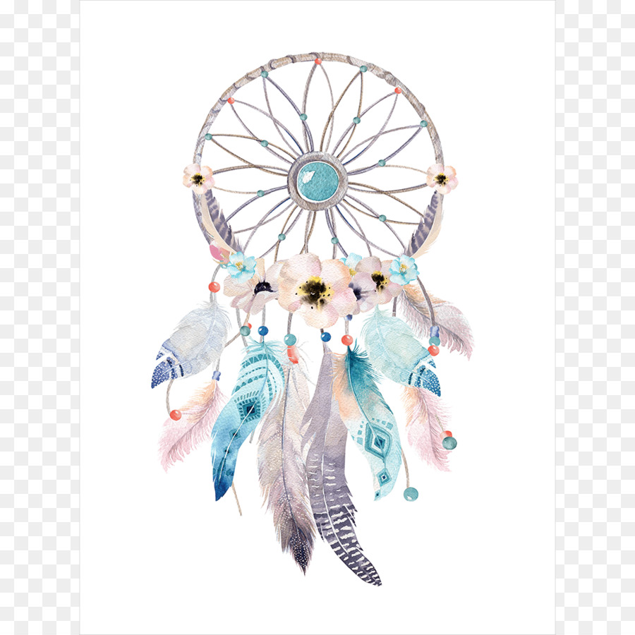 Dreamcatcher Bohemianism Boho Chic Dreamcatcher Png