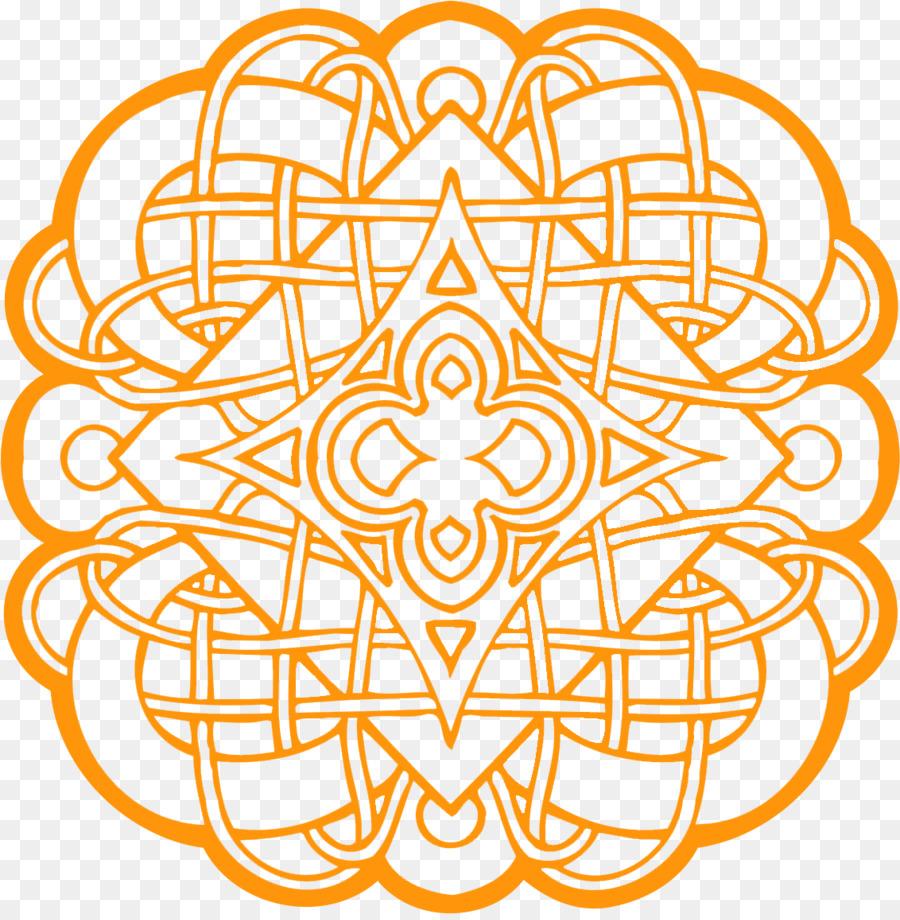 Libro para colorear de nudo Celta Celtas Mandala - Diseño Formatos ...