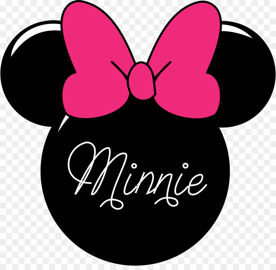 minnie mouse mickey mouse silhouette clip art minnie png download rh kisspng com minnie mouse head silhouette clip art Minnie Mouse Face Clip Art