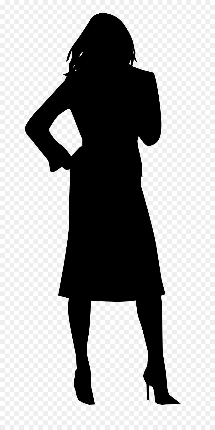 Woman Silhouette Clip Art Black Woman 800 1789