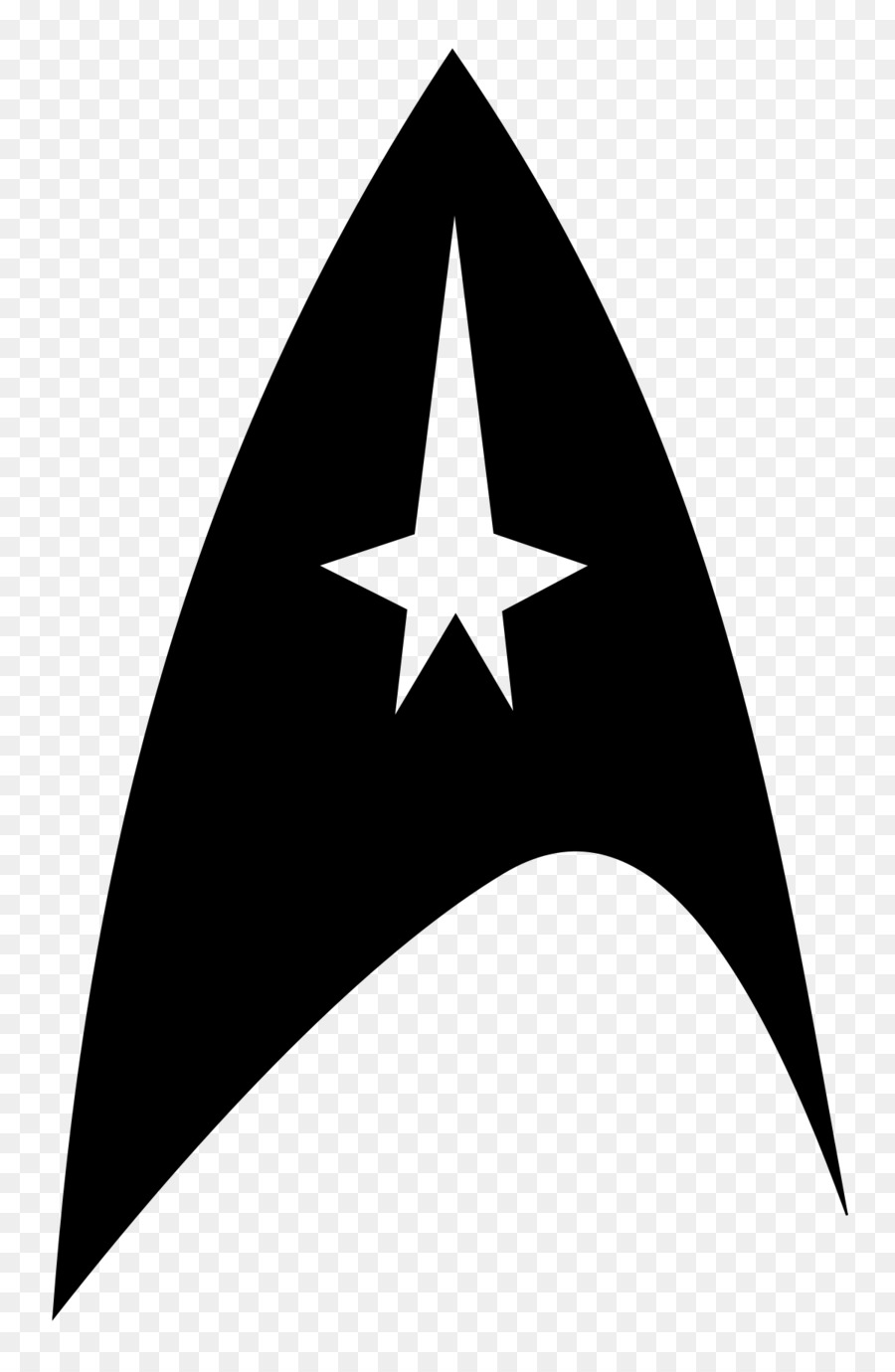 star trek symbol starfleet logo clip art star trek png download rh kisspng com star trek free vector