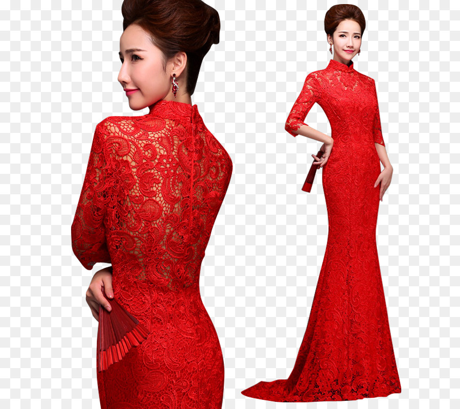 Cocktail Dress Sleeve Cheongsam Chinese Clothing Chinese Style Png