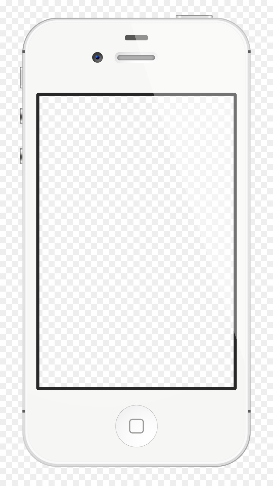 Iphone Portable Communications Device Technology Gadget Template Png 900 1600 Free Transpa