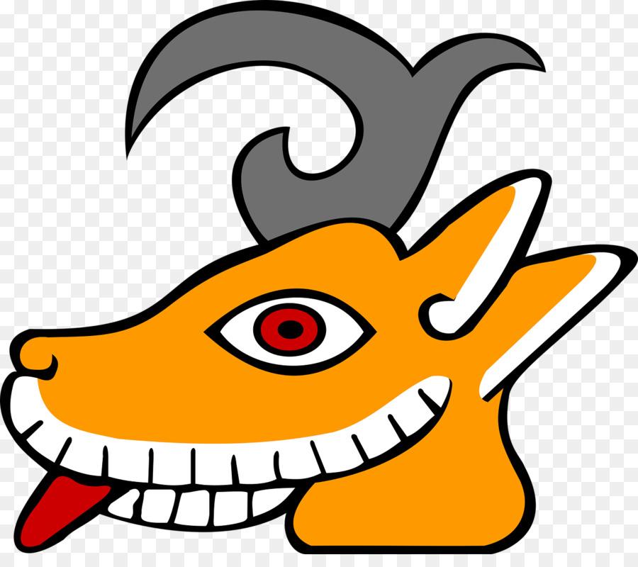 Deer Aztec Calendar Maya Civilization Symbol Aztec Png Download