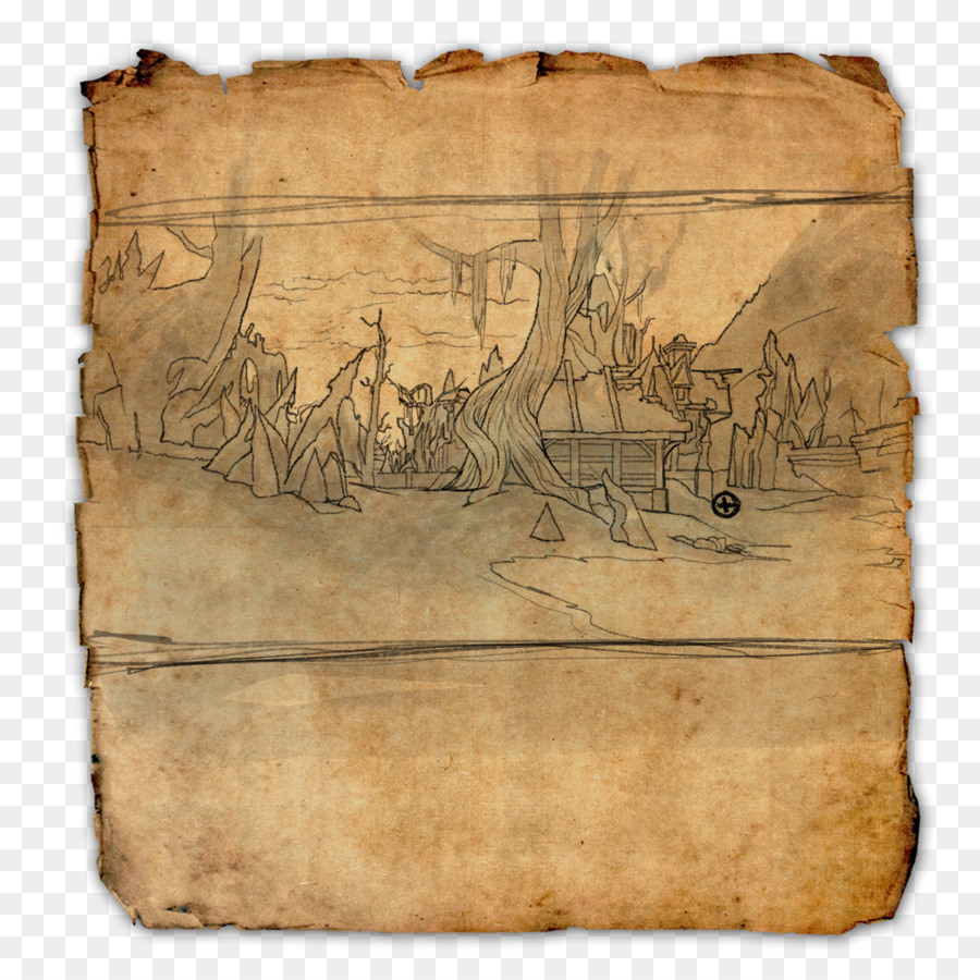 The Elder Scrolls Online The Elder Scrolls V: Skyrim Treasure map ...