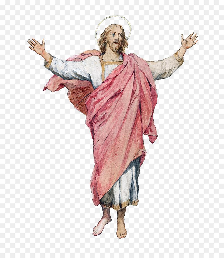 Ascension of Jesus Clip art - jesus christ png download - 800*1023 ...