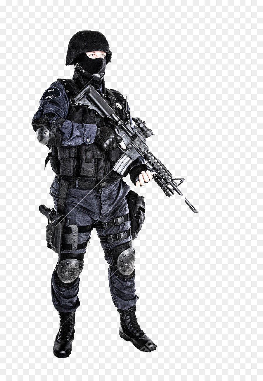 SWAT Police officer Counter-terrorism Stock photography FBI Special ...