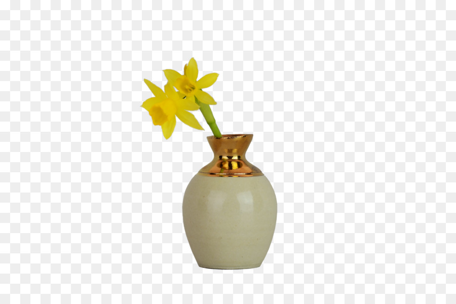 Vase Flowerpot Beekman 1802 Gold Bud Flower Vase Png Download