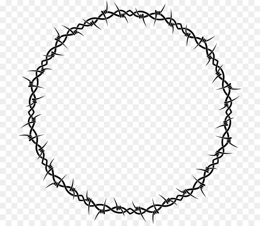 barbed wire clip art barbwire png download 774 774 free rh kisspng com Round Barbed Wire Clip Art Barbed Wire Clip Art Printable