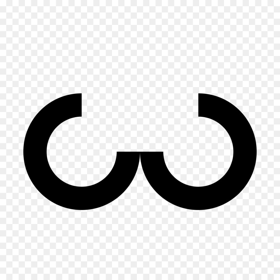 Emoticon body jewellery font dali mustache png download 512.