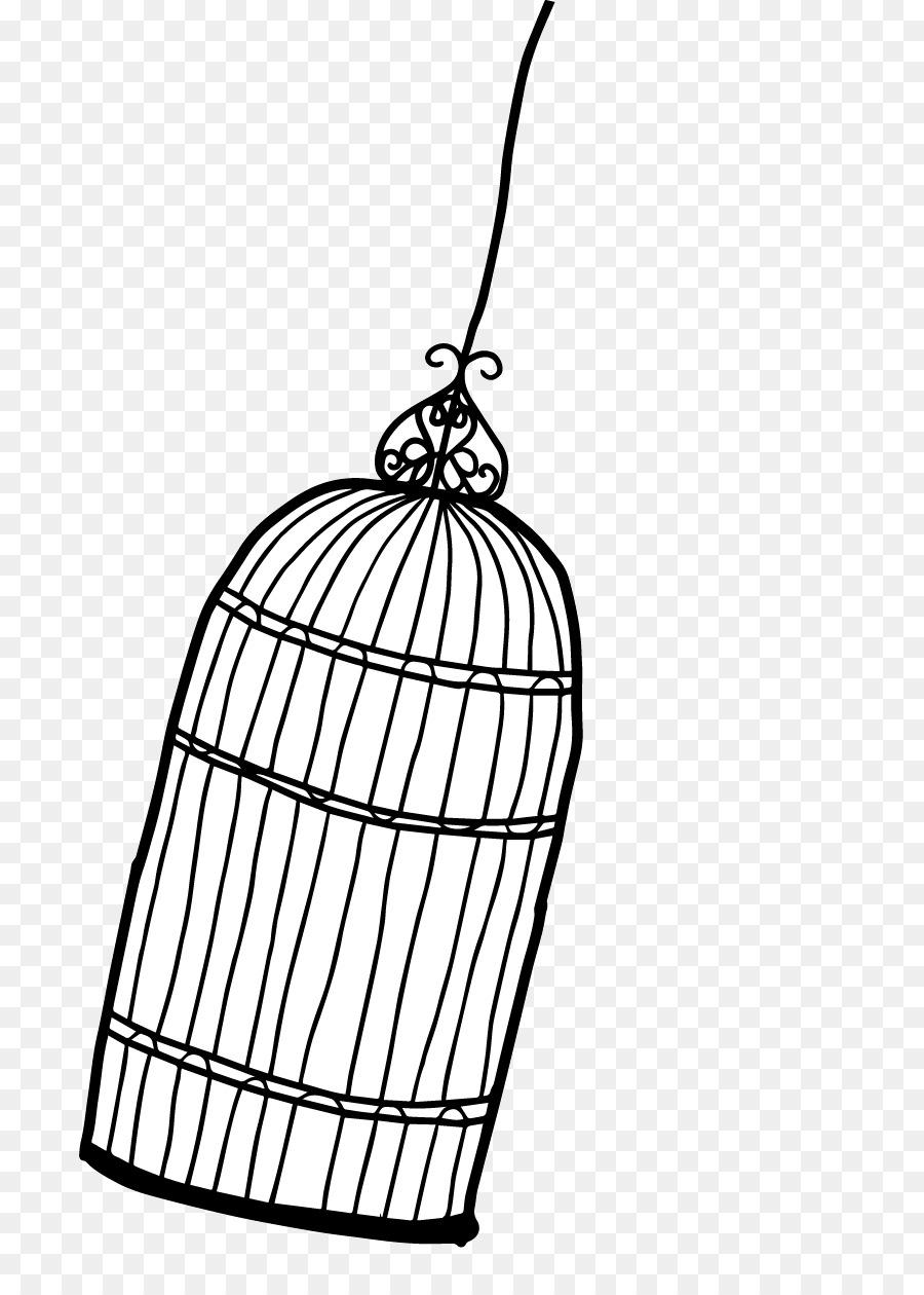 Wedding invitation Birdcage Birdcage Clip art - bird cage png ...