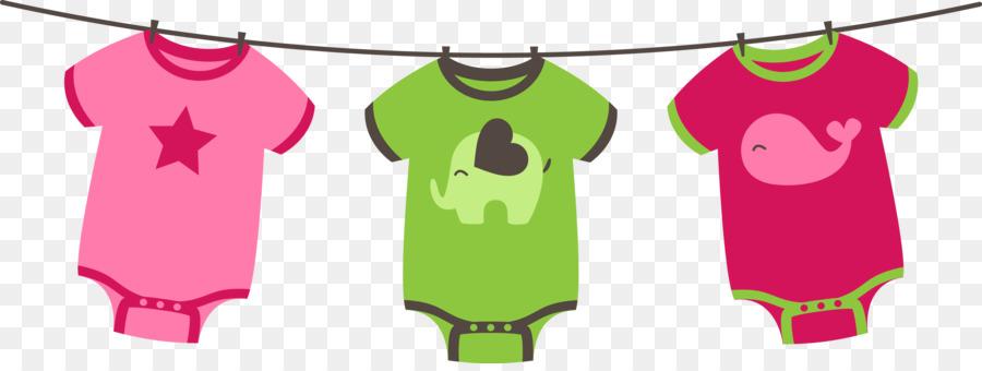 Baby Shower Diaper Infant Clip Art