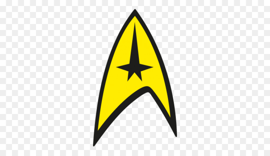Logo Star Trek Symbol Decal Starfleet Star Trek Png Download 518