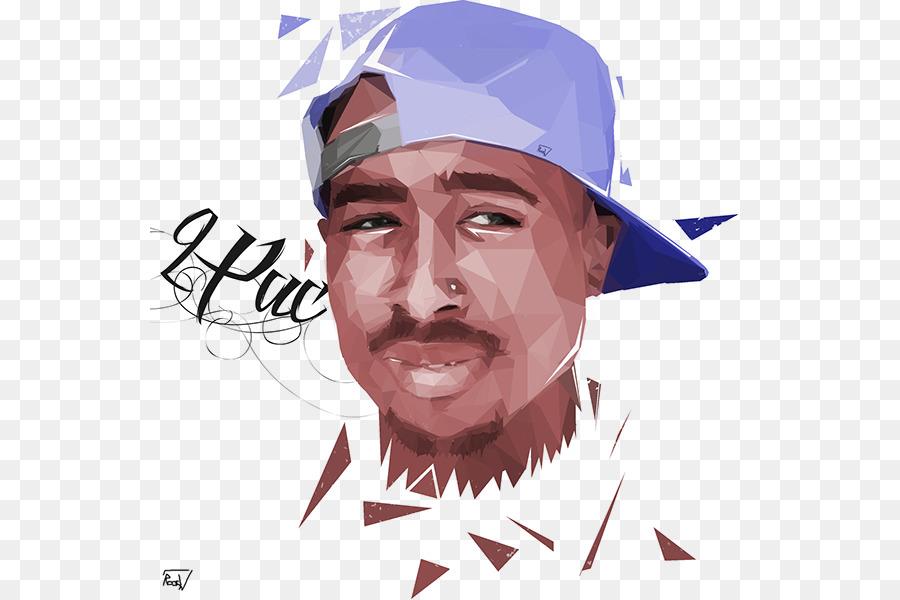 Tupac Shakur Musician Rapper Actor Art - 2pac