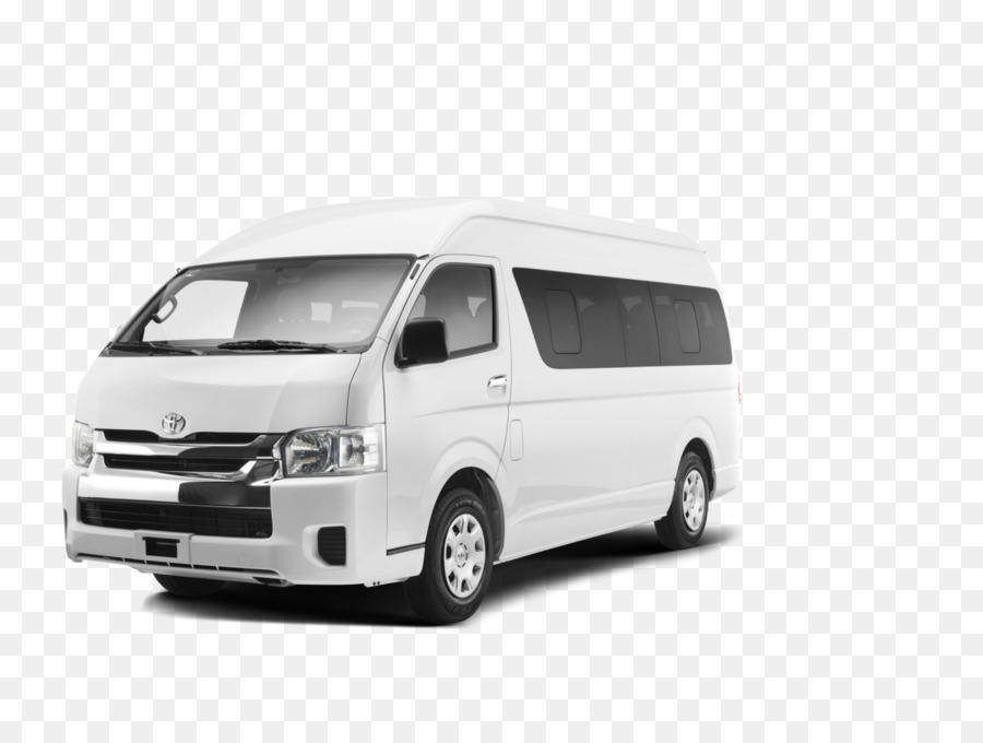 Sharjah Toyota HiAce Car Lexus - Van png download - 1280 ...