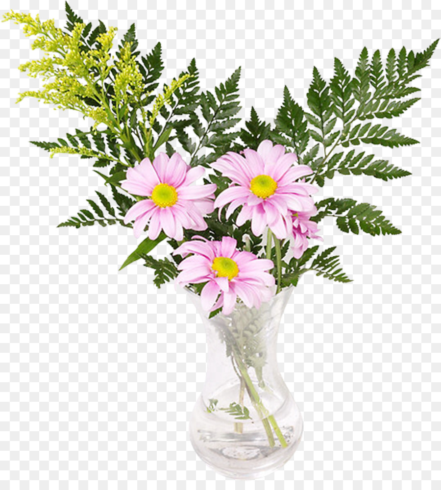 Flowers In A Vase Funeral Png Download 11811289 Free
