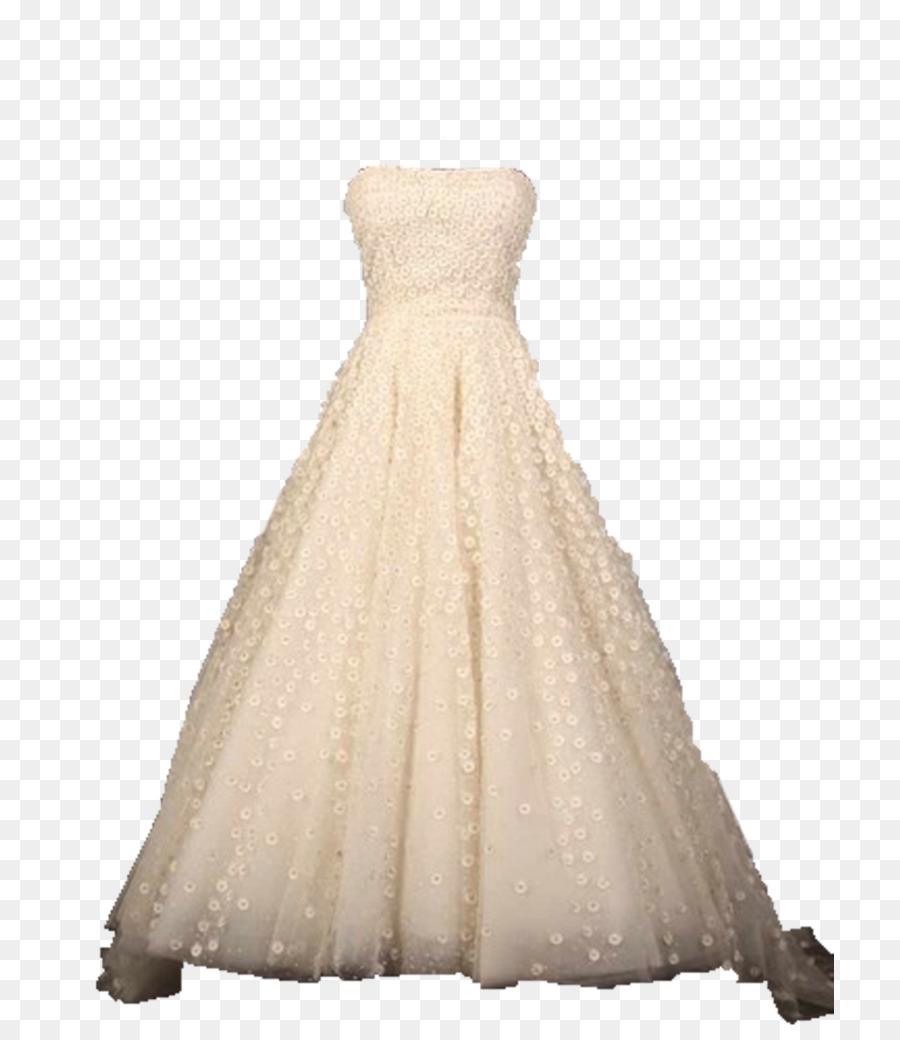 Strapless Wedding Dresses Clip Art