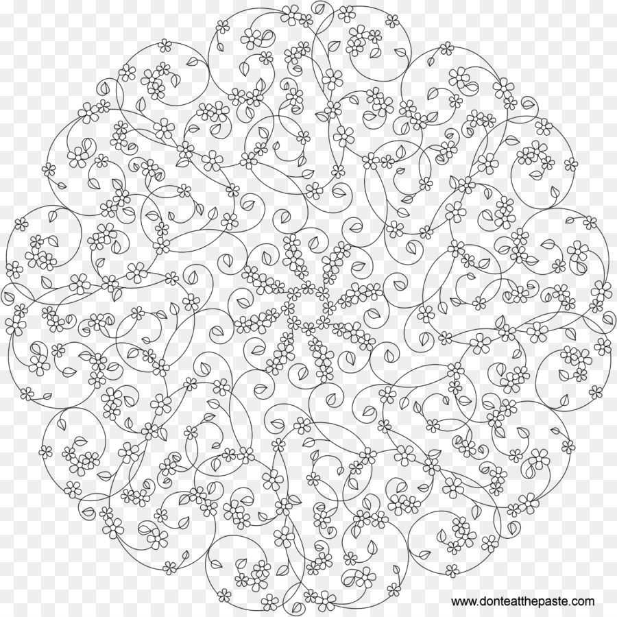 Mandalas to Color - Mandala Coloring Pages for Adults Coloring book ...