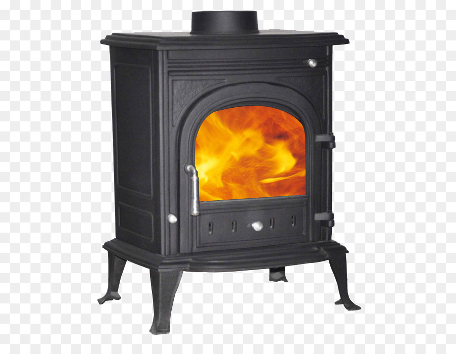 Wood Stoves Cast Iron Fireplace Flue   Stove