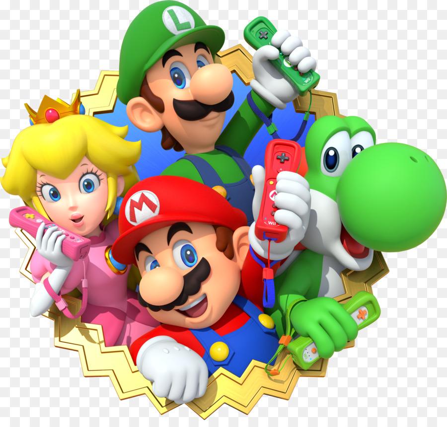 Mario party 10 mario bros mario luigi superstar saga - Luigi mario party ...