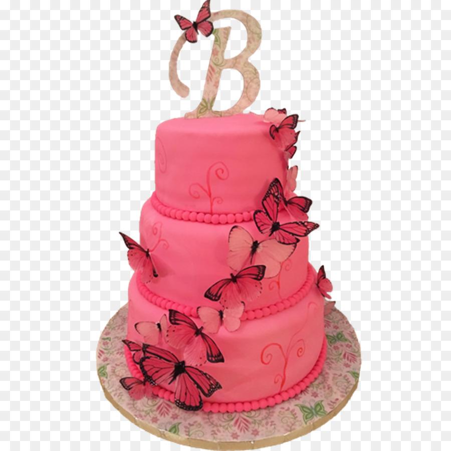 Sugar cake Wedding cake Torte Birthday cake Paper - watercolor cake ...