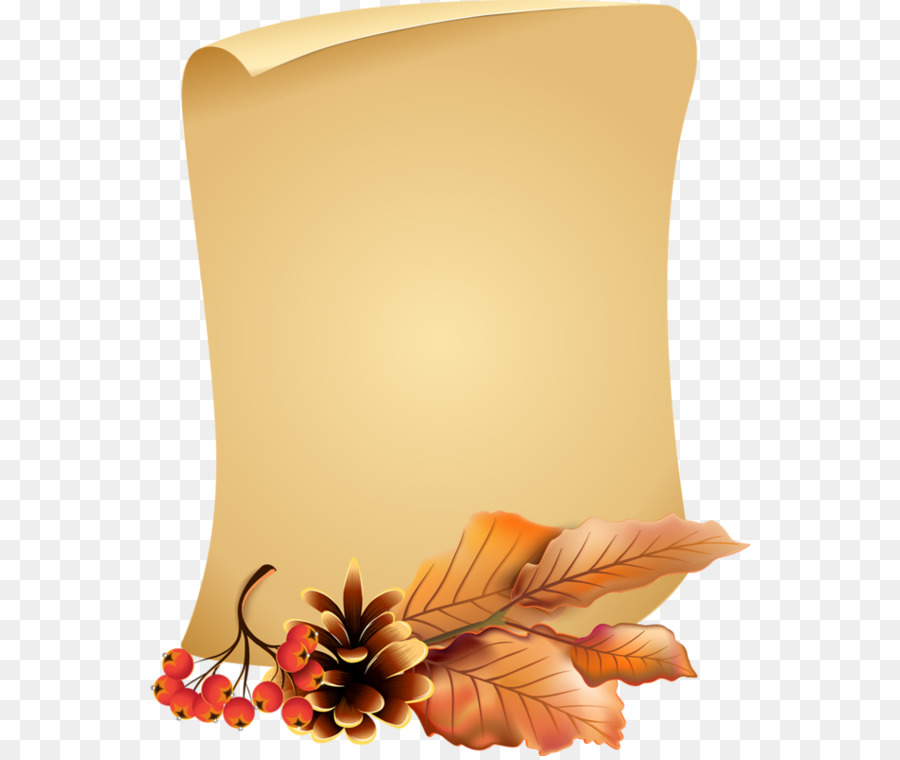 Paper Parchment Picture Frames Scroll Papyrus - STYLE png download ...