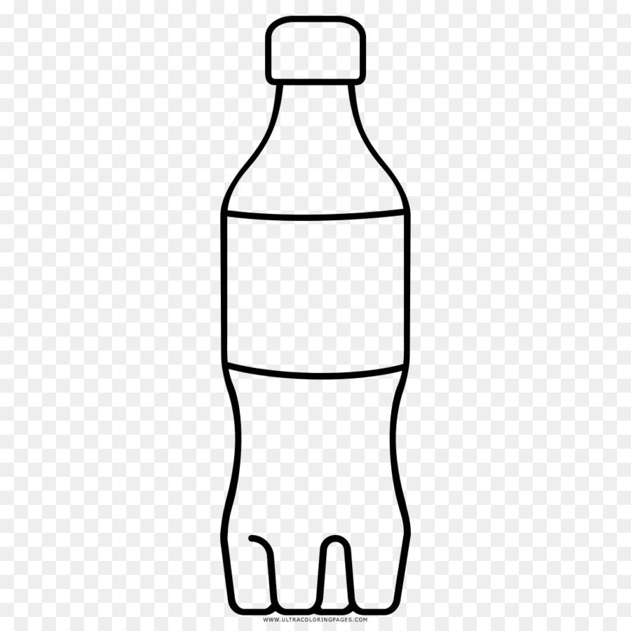 Botellas de agua de la Línea de arte, libro para Colorear, imágenes ...