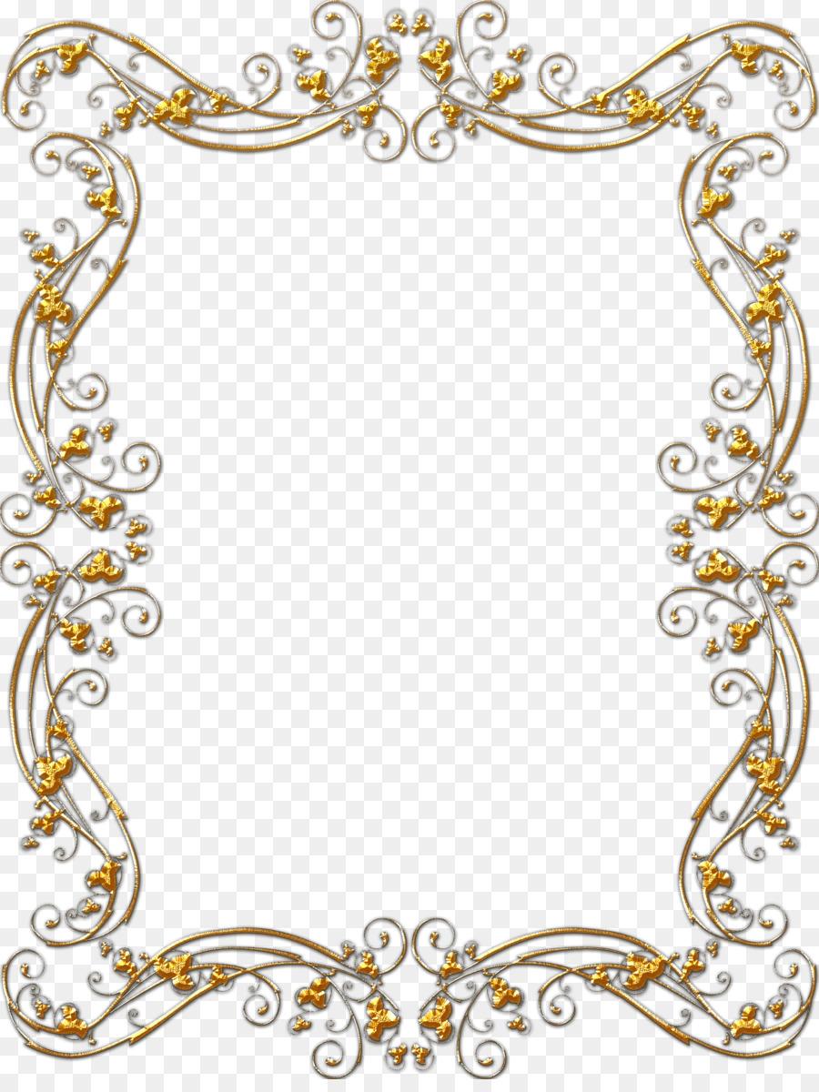 Preferred Picture Frames Computer Software - Elegant frame png download  ZL42