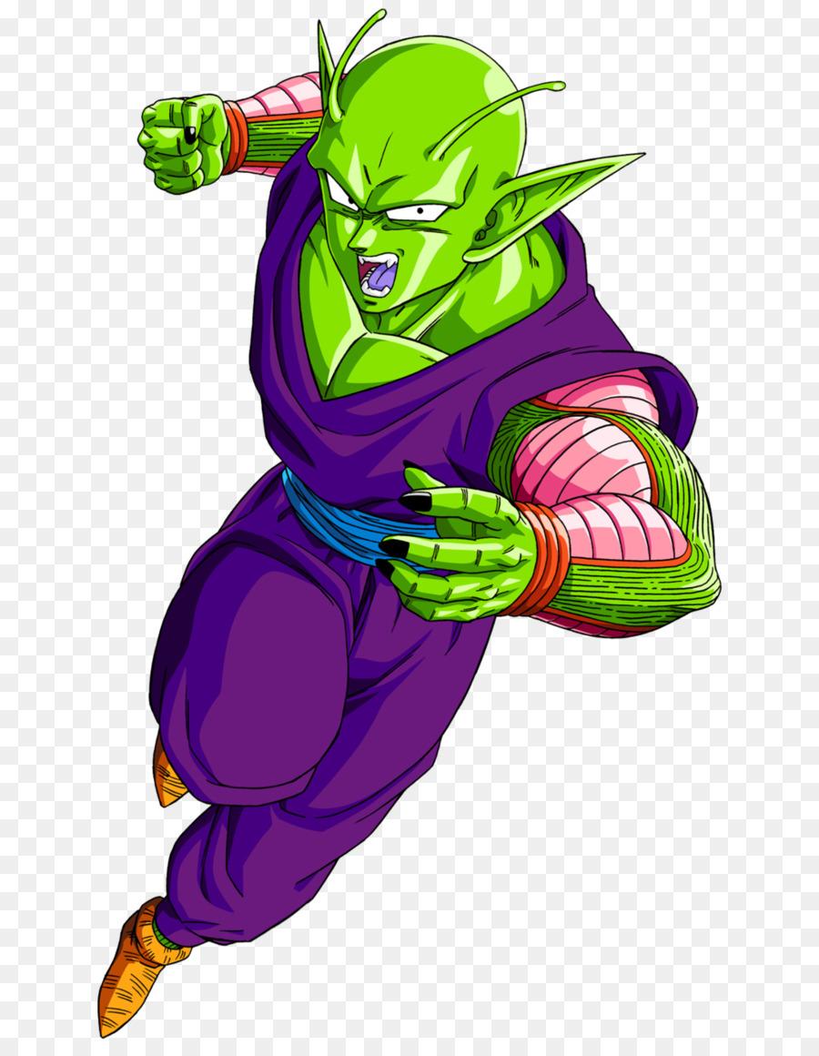 King Piccolo Goku Vegeta Gohan Piccolo Png Download 694 1149