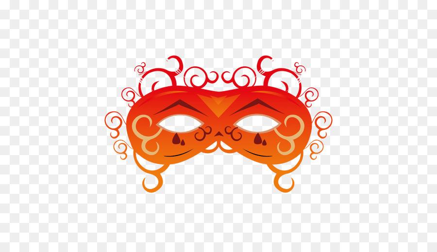 Maske Karneval Clipart Karneval Maske Png Herunterladen 512 512