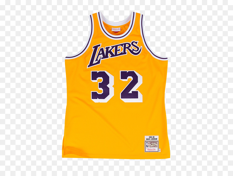2a1555c18c3 Los Angeles Lakers NBA Jersey Mitchell   Ness Nostalgia Co. Swingman - JERSEY  png download - 500 667 - Free Transparent Los Angeles Lakers png Download.