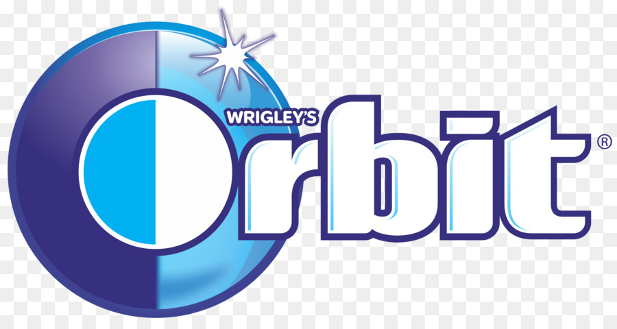 Chewing Gum Twix Orbit Logo Wrigley Company Gum Png Download