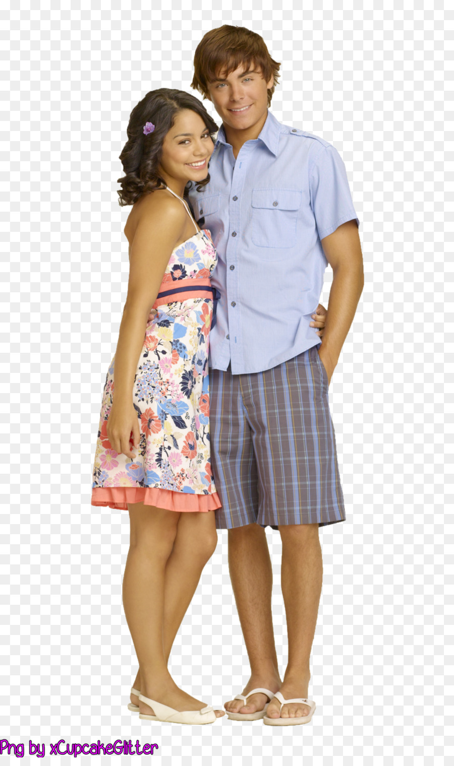 6b16c06235d Sharpay Evans Gabriella Montez High School Musical  The Concert ...