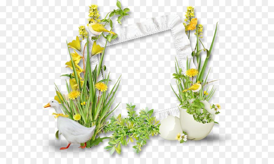 Easter Bunny Easter egg Picture Frames Egg decorating - easter ...