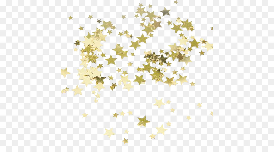 Gold Confetti Background png download - 500*500 - Free Transparent